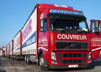Transportbedrijf Roeselare - West-Vlaanderen